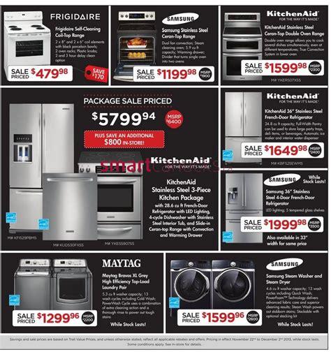 black friday kitchen appliances black friday appliance deals sears black friday ad deals
