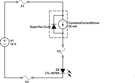 can a fuse be placed after a load electrical