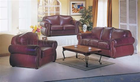 burgundy living room furniture burgundy leather living room set