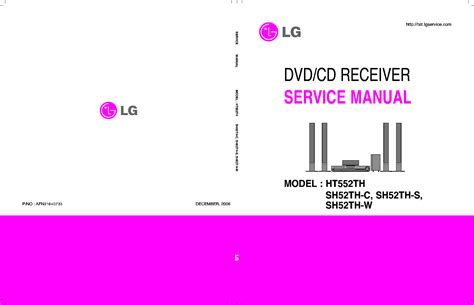 One Minute Preview Lgs Player by Lg Ht 552th Service Manual Schematics Eeprom