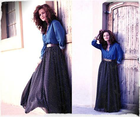 Aida Maxi Denim aida domenech aida d dulceida tshirt levi s 174 shorts