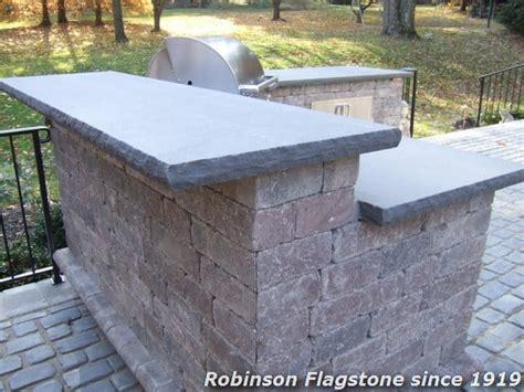 bluestone countertop robinson flagstone treads coping wall caps