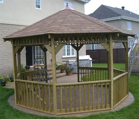 build gazebo pdf diy how to build a gazebo mission style