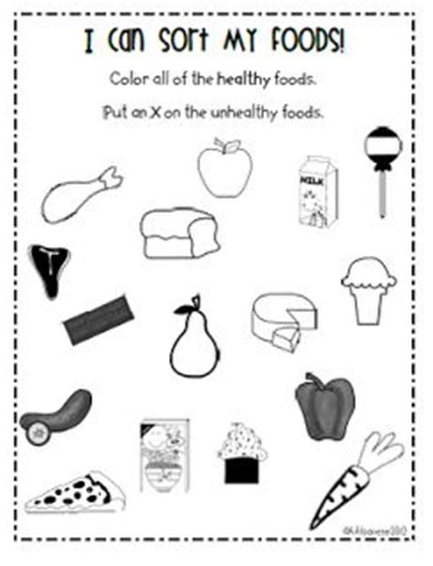 guess my word 35 food items worksheet free healthy kindergarten worksheets happy healthy