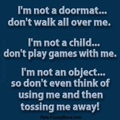 Quotes About Not Being A Doormat doormat quotes quotesgram