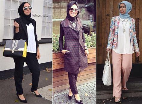 Blouse Wanita Atasan Wanita Dobel Luar Dalam inspirasi gaya untuk ke kantor yang stylish dan modis oleh biutifa kompasiana