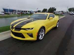 chevrolet camaro yellow ankeny mitula cars