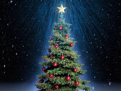christmas tree screensavers happy holidays