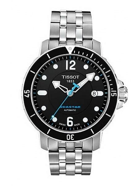 Tissot dives with Seastar 1000 Automatic   WatchAllure