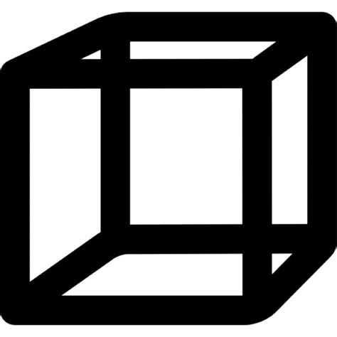Cube Shape Outline by Outline Cube Vectors Photos And Psd Files Free