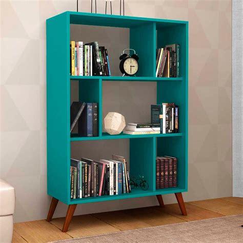 estante baixa para livros estante para livros baixa rt 3015 turquesa m 243 vel bento
