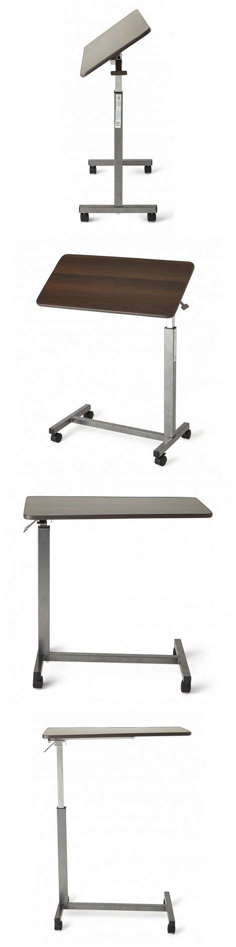 hospital bed tables adjustable 17 best ideas about hospital bed table on