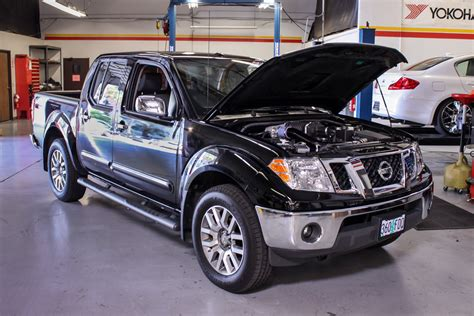 Nissan Frontier Supercharged by Nissan Frontier Stillen Supercharger