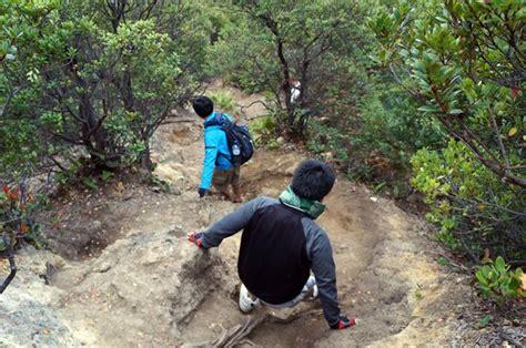 Senter Untuk Mendaki Gunung tips persiapan mendaki gunung yang aman reservasi