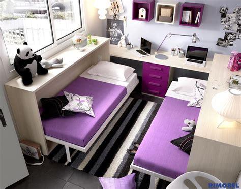 decorar habitacion pequeña para dos niños habitacion para dos nias good camas rosas con dosseles
