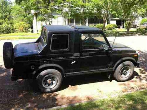 Suzuki Samurai Wheelbase Sell Used Suzuki Sj410 Samurai Wheelbase In Natchez