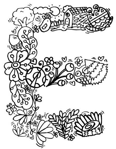 doodle huruf contoh gambar doodle nama simple dan mudah di tiru