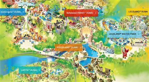 theme park dubai mideast s largest theme park to open this october the