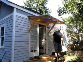 how to build awning door if the awning plans plans