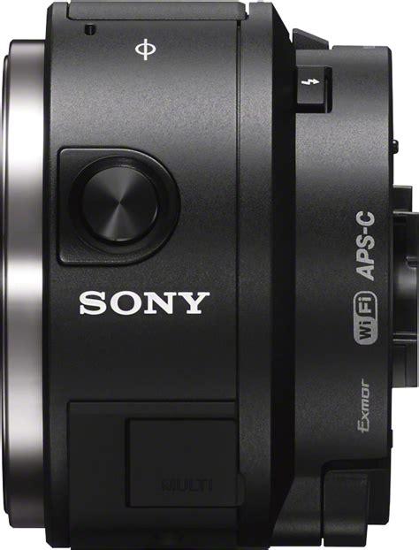 Lensa Kamera Sony Qx1 sony alpha qx1