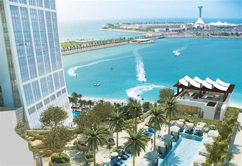 st regis abu dhabi opens up with the world s highest
