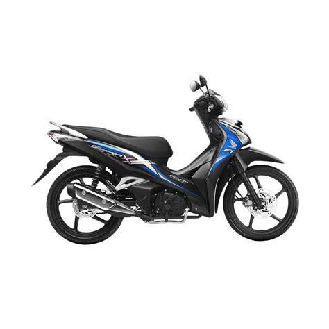 Motor Honda Supra X 125 Pgm Fi 2 jual honda supra x 125 helm in pgm fi glorious blue sepeda motor harga kualitas