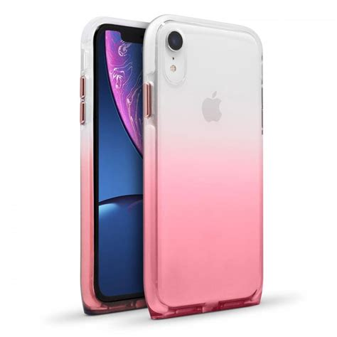 wholesale bodyguardz harmony for apple iphone xr pink chf10 apl61 9es