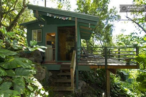 tiny house hawaii tiny cabin with beach view in hawaii tiny house pins