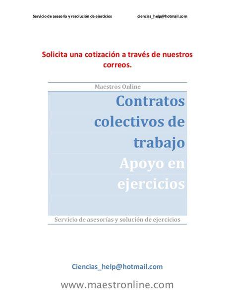 contrato colectivo de educacion presentaci 243 n suspendida