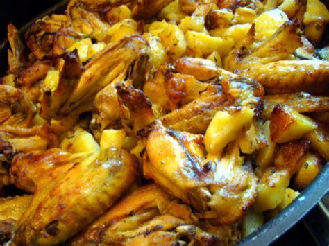 come cucinare le alette di pollo al forno alette di pollo con patate 226 cose di cucina