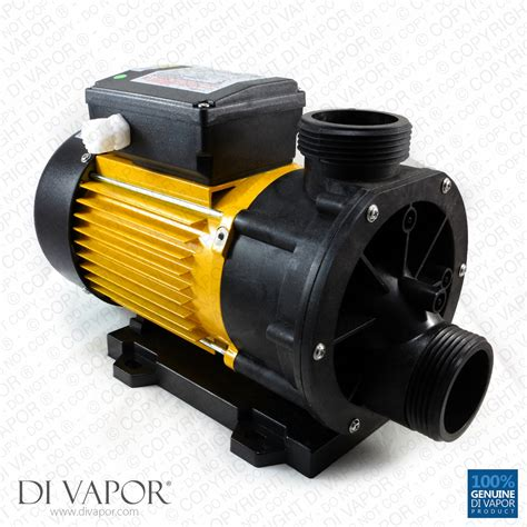 bathtub pump lx tda100 pump 1 hp hot tub spa whirlpool bath water circulation pump ebay