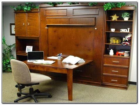 murphy bed office desk best 25 murphy bed with desk ideas on murphy