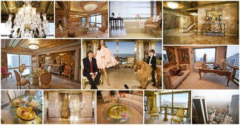 donald trump gold apartment inside donald trump s luxury apartments