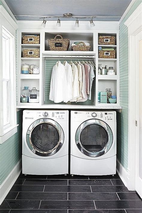 laundry room design ideas   maximize  small