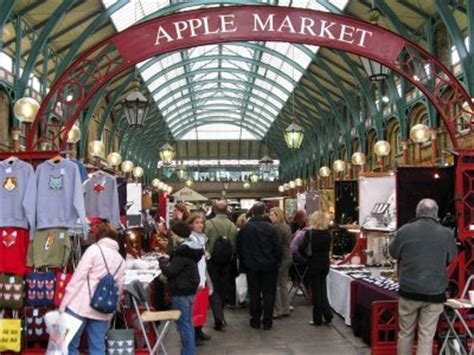 covent garden craft market is funtastic sightseeing in monuments