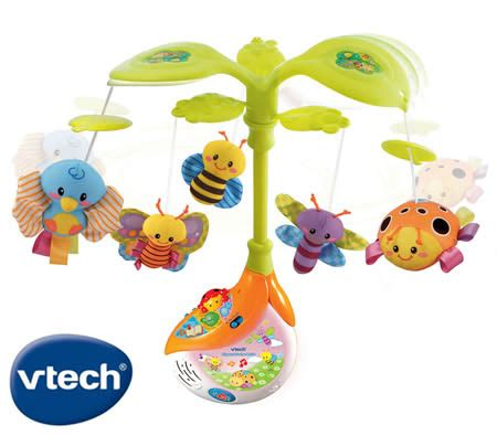 crib light up vtech baby sing soothe light up crib mobile with sound