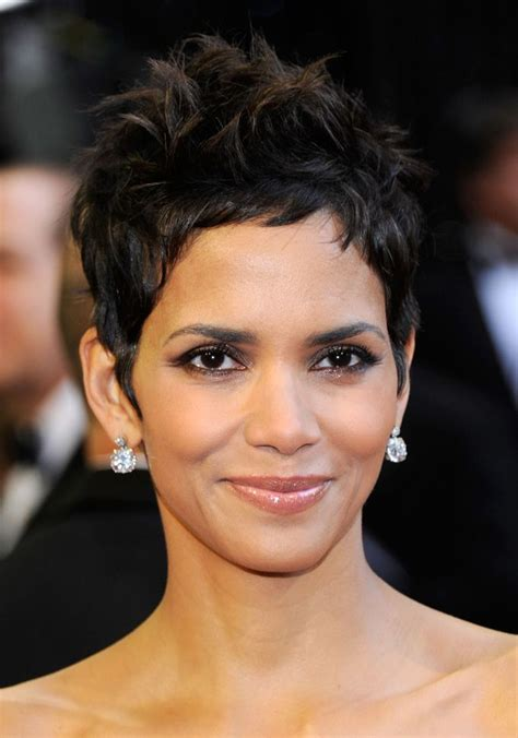 17 best images about halle berry on pinterest halle halle berry most recent hair style 17 best ideas about