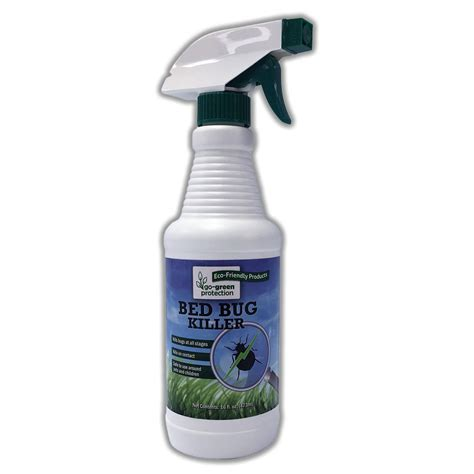 best product for bed bugs 2 in 1 bed bug killer and repellent go green protection