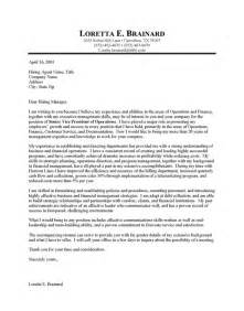 Finance Executive Cover Letter by Bsisydun Finance Cover Letter