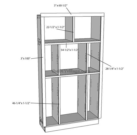 how to build a kitchen pantry cabinet build a pantry part 1 pantry cabinet plans included
