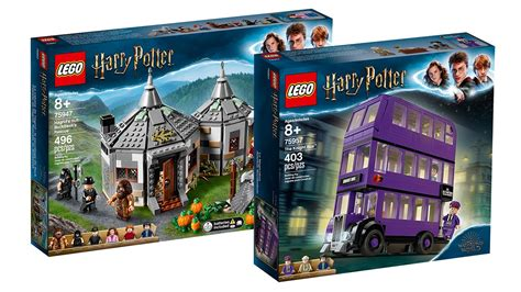 lego harry potter  alle bilder zu den kommenden sets