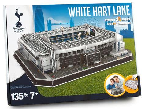 replica tottenham hotspur football club white hart lane