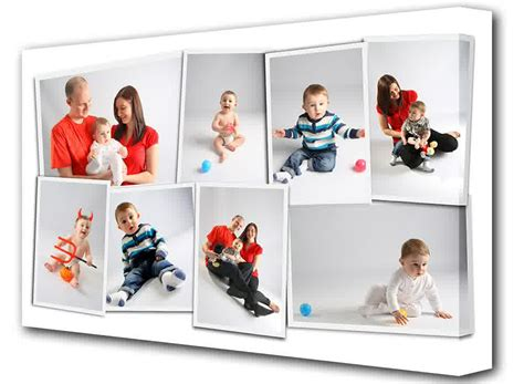 family picture collage ideas canvas collage ideas as wall homesfeed