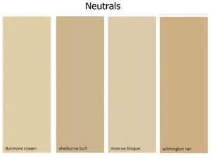 light brown paint
