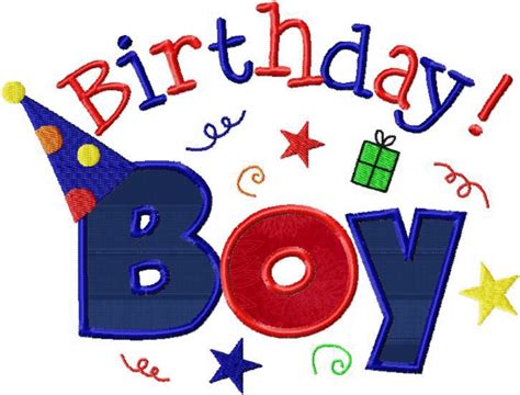 Image result for HAPPY BIRTHDAY IMAGES BOYS | pics and ... Yahoo Birthday Clip Art