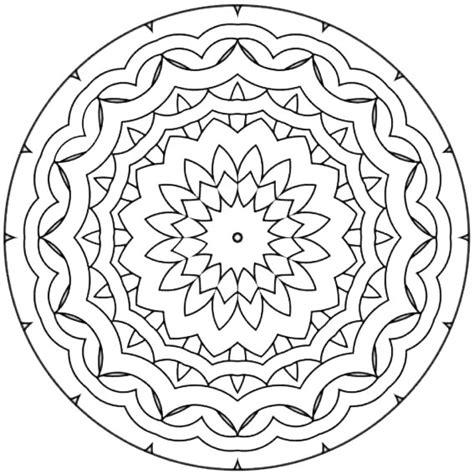 rectangle mandala coloring pages mandala rectangular dibujos para colorear dibujos para