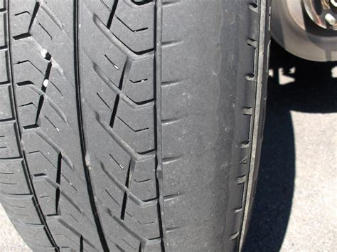 alignment wear on tires tire wear autointhebox