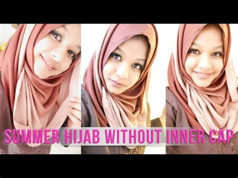 tutorial pashmina ombre summer hijab style 2017 without inner cap ombre pashmina
