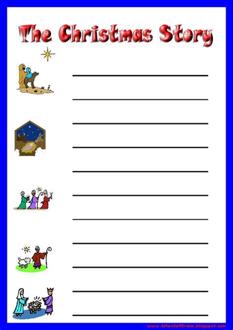 new year story writing frames debbie s resource cupboard nativity writing