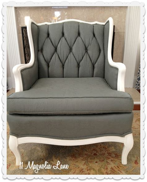 Upholstery Tutorial Chair - tutorial how to paint upholstery fabric and completely